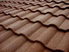Roofing materials plastic