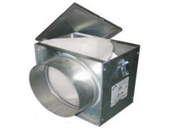 The filter is ventilating, FV-100-EU-4, filters
