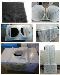 Sewer equipment for oil treatment