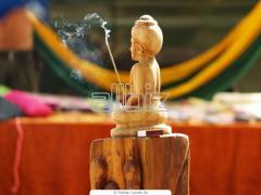Сувениры из дерева, резные