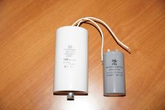 Electric capacitors, fixed