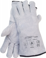 Nitras gloves are heat-resistan