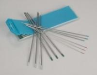 Electrodes tungsten WP green
