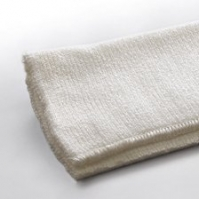 Knitted silicon and oxidic TYGASIL fabric