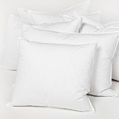 Polyester/feather pillow - 50*70 50% swelled 50% a