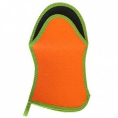 Рукавица тефлоновая оранжевая