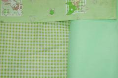 Уголок махровый ЛКС ТК Светло-зеленый