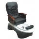Tray pedicure with a jacuzzi and illumination of