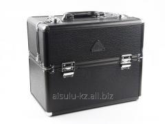 Case of D 2651 K for the makeup artist (black),