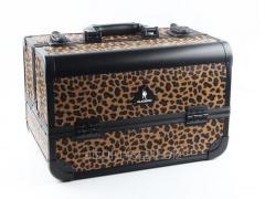 Case of D 2670 K for the makeup artist (leopard),