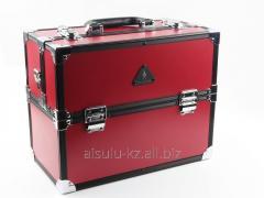 Case FY 2680 K (sr) for the makeup artist (red),