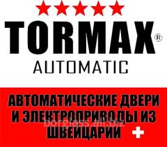 Doors automatic TORMAX