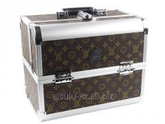 Case D 2629 (sr) for the makeup artist (brown LV),