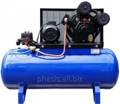 Compressor of piston, 200 l of AE 201