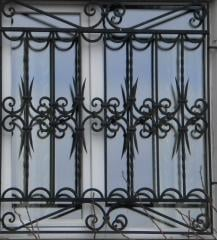 Сварные оконные решетки из металла