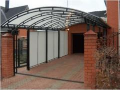 Canopies and awnings