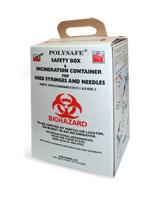 Контейнер для утилизации шприцев Polynor