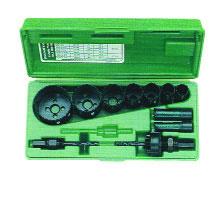 GT-29209 - Набор биметаллических коронок 16-60 мм