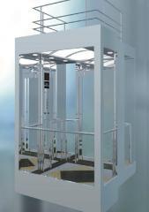 Панорамный лифт SYG 10-018