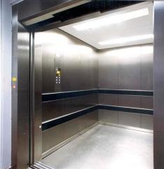 Грузопассажирский лифт BLT № 6