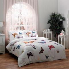 Комплект постельного белья Butterfly бязь Дуэт