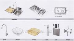 Кухонная мойкаSC8546D