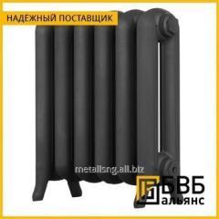Pig-iron radiator