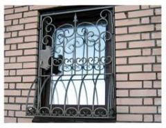 Решетки металические в Алматы