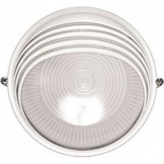 Светильник НПБ 1307 белый/круг ресничка 60Вт (ИЭК)