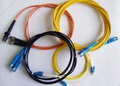 光纤接插线