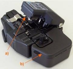 Автоматические прецизионные скалыватели оптических
