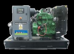 Дизельный генератор Aksa AJD 24 M