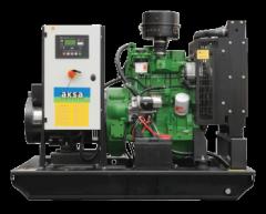 Дизельный генератор Aksa AJD 33 M