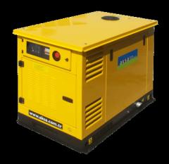 Дизельный генератор Aksa APD 12 E