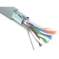 Кабель FTP-5e 4х2х0.52 PVC