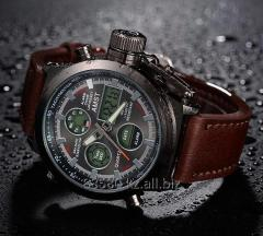 Shock-resistant waterproof watch of Amst.