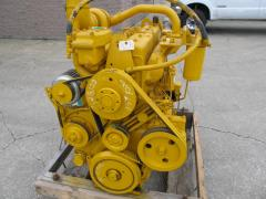 Engines are gas-piston, the gas Caterpillar engine