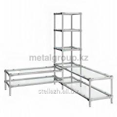 Shelvings for heavy-duty operation