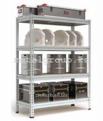 Racks with loading to 2200 kg on hooks