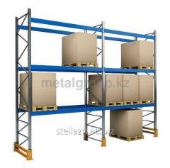 Frontal rack