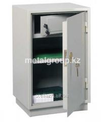 Металлический бухгалтерский шкаф КБС - 011Т