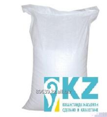 Polypropylene bags (Bag) under flour, sand, grain,