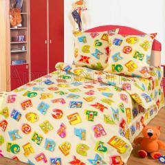 Комлект постельного белья Алфавит арт.100
