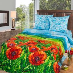 Комлект постельного белья Алые маки арт. 504