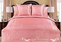 Комплект постельного белья Marianna шелк-жаккард