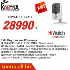 IP камера Hiwatch DS-I114