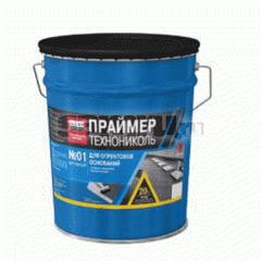 Primer bituminous in barrels on 18 kg, Primers in