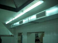 Производство вентиляционных систем, проектирова