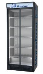Case refrigerating with Linnafrost R8 glass