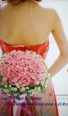 """Свадебное платье прямого силуэта """"Addel"""""""